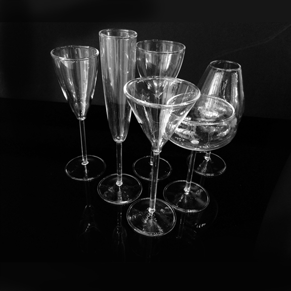 arango modern aperitif glasses set 6. Black Bedroom Furniture Sets. Home Design Ideas
