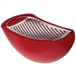 parmenide cheese grater - red