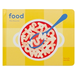 touch think learn books - food