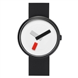 suprematism watch - red