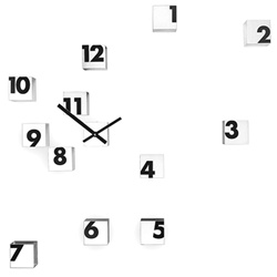 rnd_time wall clock - white blocks