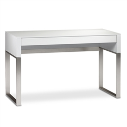 cascadia desk - white