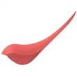 birdie paper knife - red