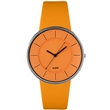 luna orange watch