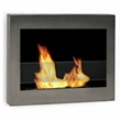 rectangular fireplace