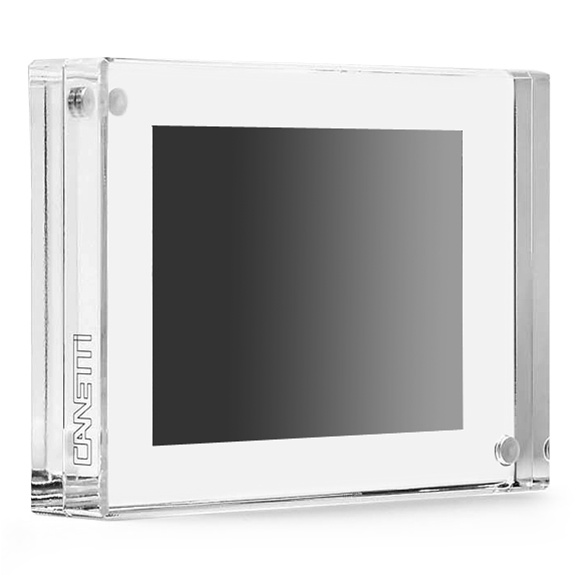 Arango magnetic frame clear acrylic 8x10 for 8x10 office design