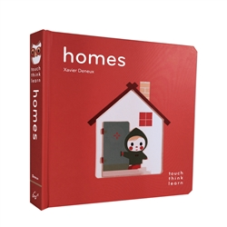 touch think learn books - homes