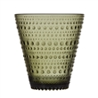 kastehelmi tumbler set of 2 - moss green