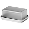 butter dish - grey
