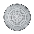 kastehelmi plate - small - gray