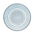 kastehelmi plate - small - light blue