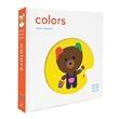 touch think learn books - colors