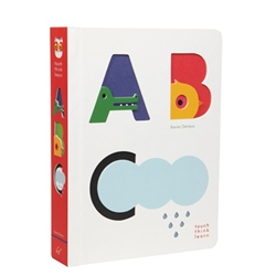 touch think learn books - abc