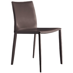 arango - linda chair - brown