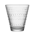 kastehelmi tumbler set of 2 - clear