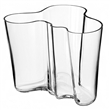 aalto vase - large - clear