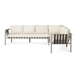 jibe outdoor collection - xl right sectional sofa