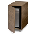 sequel cpu cabinet - walnut