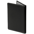 driving wallet - black/stainless steel